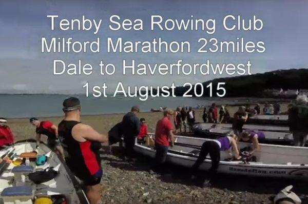 Welsh Celtic Longboat Rowing – Wiseman`s Bridge Rowing Club