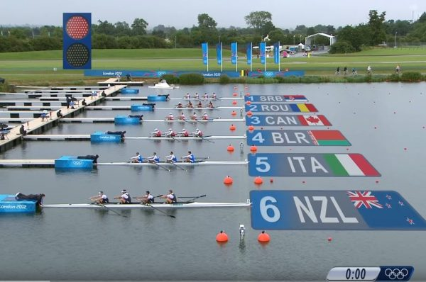 Men's Four Rowing Final Replay – London 2012 Olympics