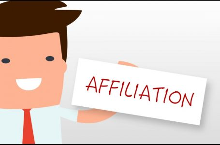 It's Club Affiliation Time!