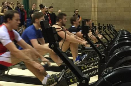 Welsh Rowing – Indoor Rowing