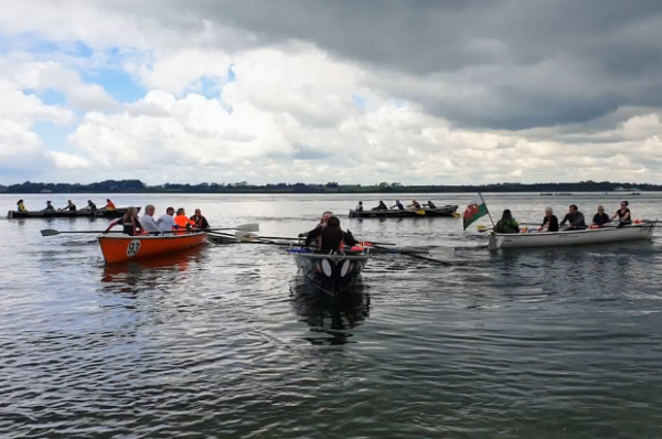 Madog MYC Rowing – Looking Forward to more of this