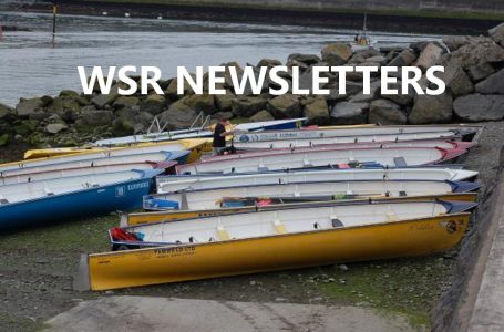 Welsh Sea Rowing – Latest Newsletters