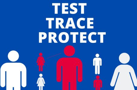 COVID-19 Test, Trace, Protect